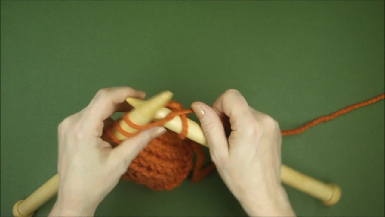 Knitting Tutorial Casting Off Alice S Bear Shop Youtube