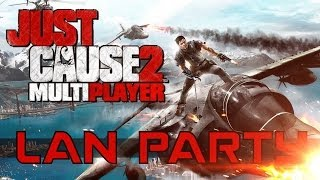 Just Cause 2 Multiplayer Mod - LAN Party