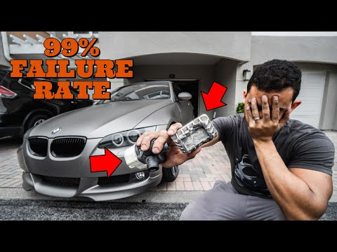 All BMW Owners Should Replace These Two Parts Before It's Too Late *EASY DIY*