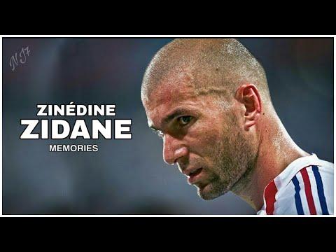 Zinedine Zidane - Memories - World Class - Magic Skills & Goals -