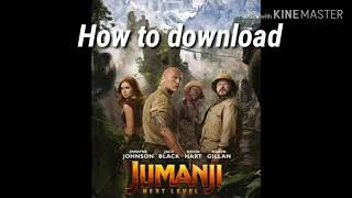 How to download Jumanji = the next level | in hindi | 300mb | Tricky Tips | Easy way |