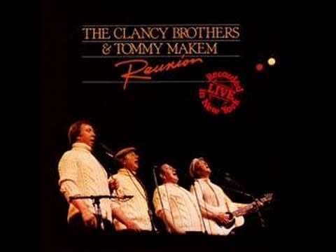 Clancy Brothers and Tommy Makem - Finnegan`s Wake