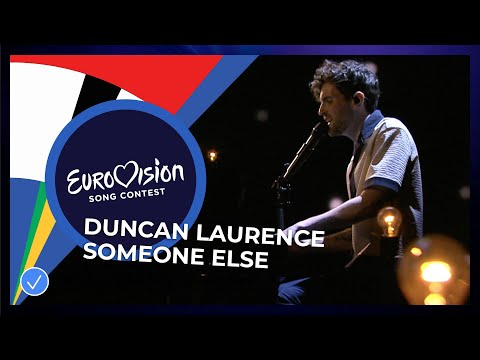 Duncan Laurence - Someone Else - Eurovision: Europe Shine A Light