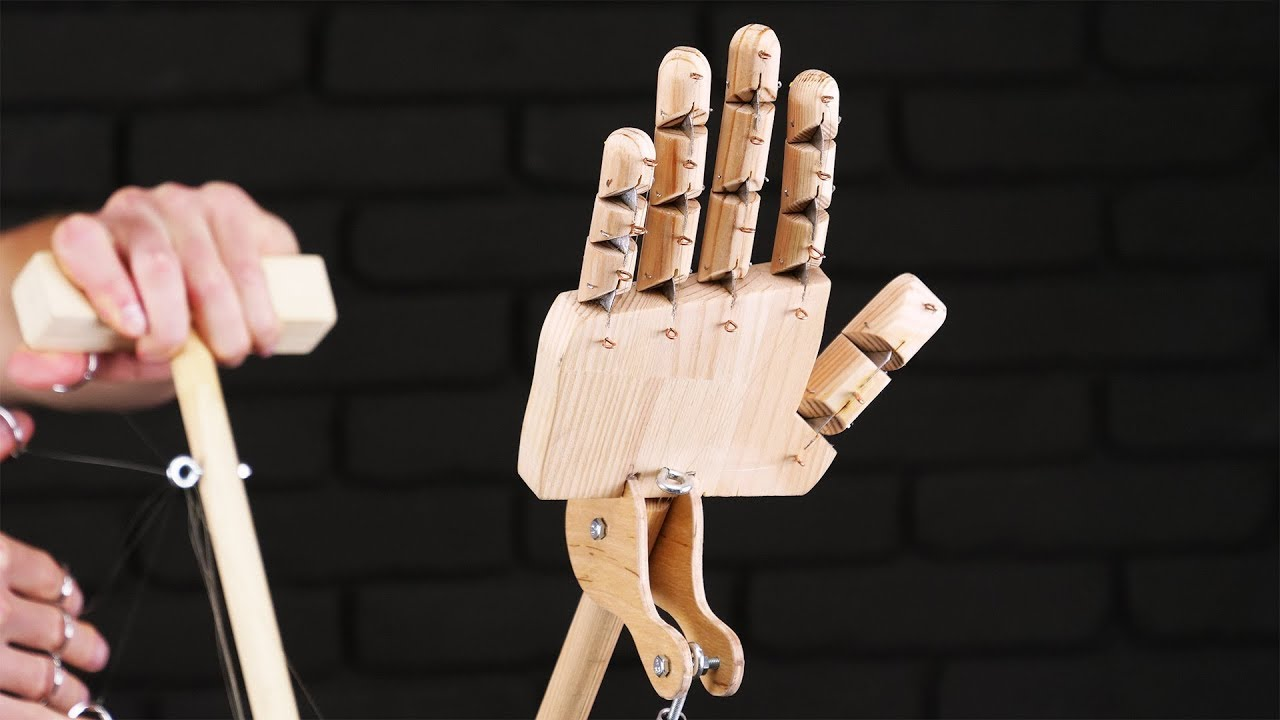 HOW IT'S MADE: Robotic Arm