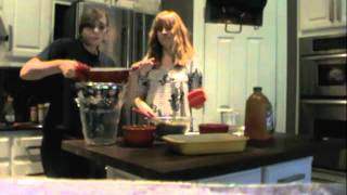 The Anglo-Saxon Cooking Show