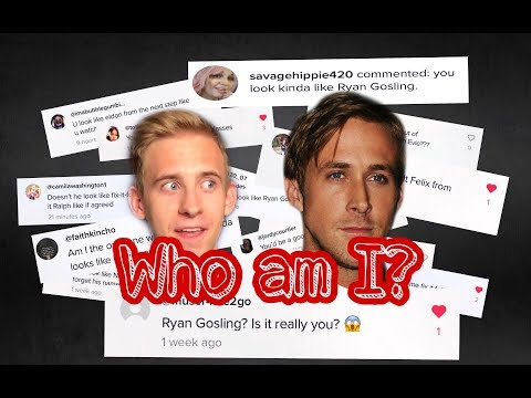 """turning into my """"celebrity lookalike"""" part 1 from YouTube · Duration:  11 minutes 33 seconds"""