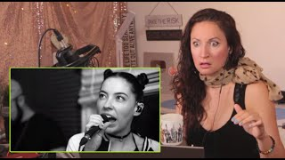 Vocal Coach Reacts to Bishop Briggs -River Black Box Sessions