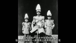 """张作霖-民国大军阀""""东北王""""张作霖究竟多么有钱"""