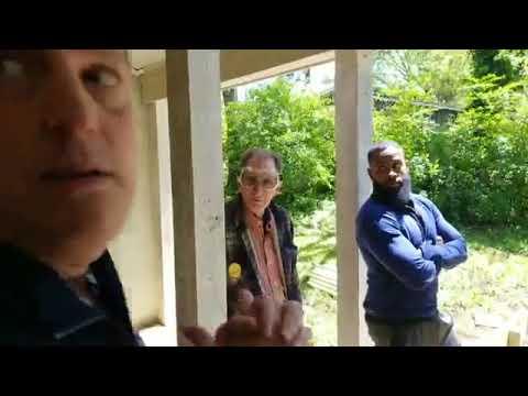 Don DeRosa & Dustin Griffin Onsite Renovation April 17 part 2