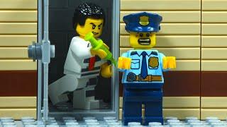 Lego City Hospital Tunnel Escape