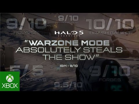 Halo 5: Warzone Accolades Commercial