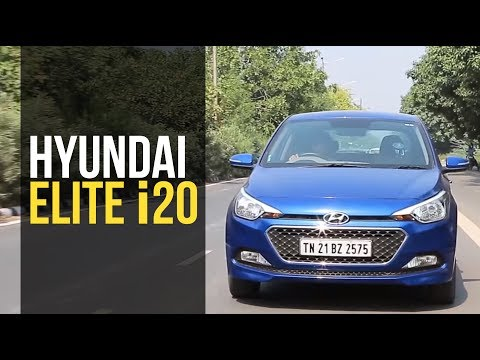 Hyundai Elite i20 Petrol Review