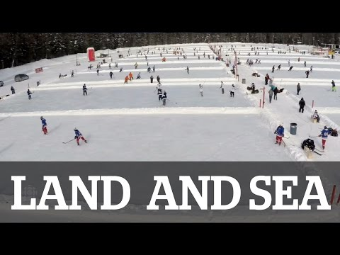 Land and Sea: World Pond Hockey