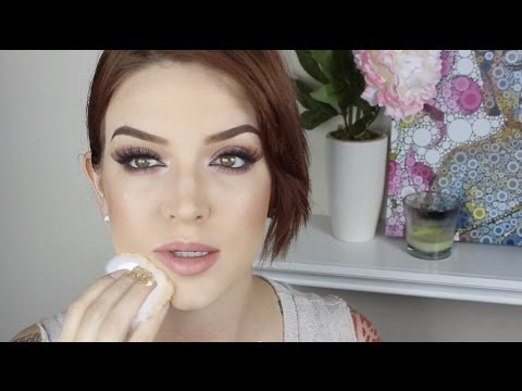 Make LARGE pores disappear with MAKEUP ♡