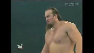 Umaga vs Snitsky  -   RAW