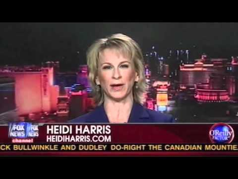 Bill O'Reilly and Heidi Harris Discuss Sharron's New Ad and Joy Behar's Comments