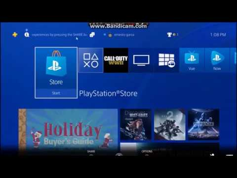 how to use your ps4
