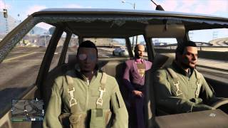 SOLDADOS IDIOTAS - GTA Online con Willy y Vegetta