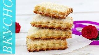 Сахарное печенье. Рецепт вкусного печенья.