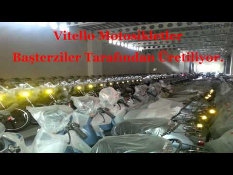 Başterziler Vitello Motosiklet 2