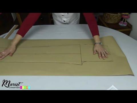 #08 PATRÓN BÁSICO DE PANTALÓN DE DAMA/ MÉTODO GARANTIZADO