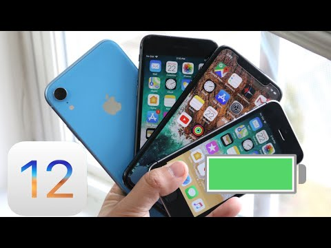 Get AMAZING Battery Life On iOS 12! Any iPhone
