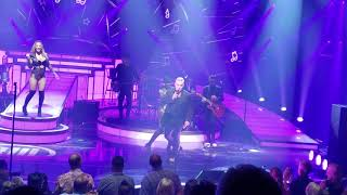 MINNIE THE MOOCHER/Robbie Williams Las Vegas 6/22/19