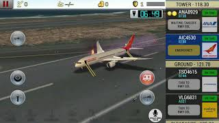 Unmatched Air Traffic Control 6.0.2 ( B787-8  Air India, MayDay )#UnmatchedAirTrafficControl
