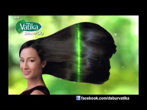 Vatika Smooth Shine Shampoo With Henna Conditioning Green