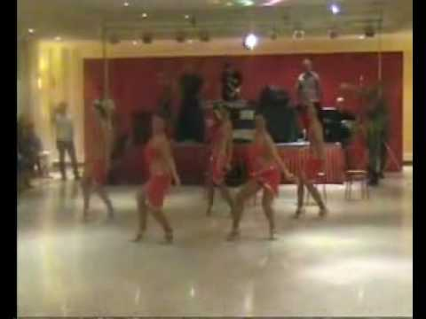 Tropicana Divas Salsa