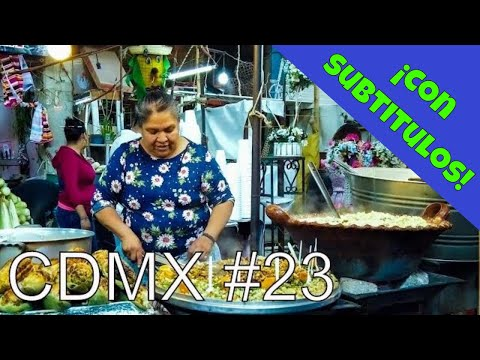 Mexico City Market Tour | Part #1