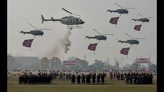 Nepal Army celebration 68th  Democracy day in Nepal / ६८ औं प्रजातन्त्र दिवस