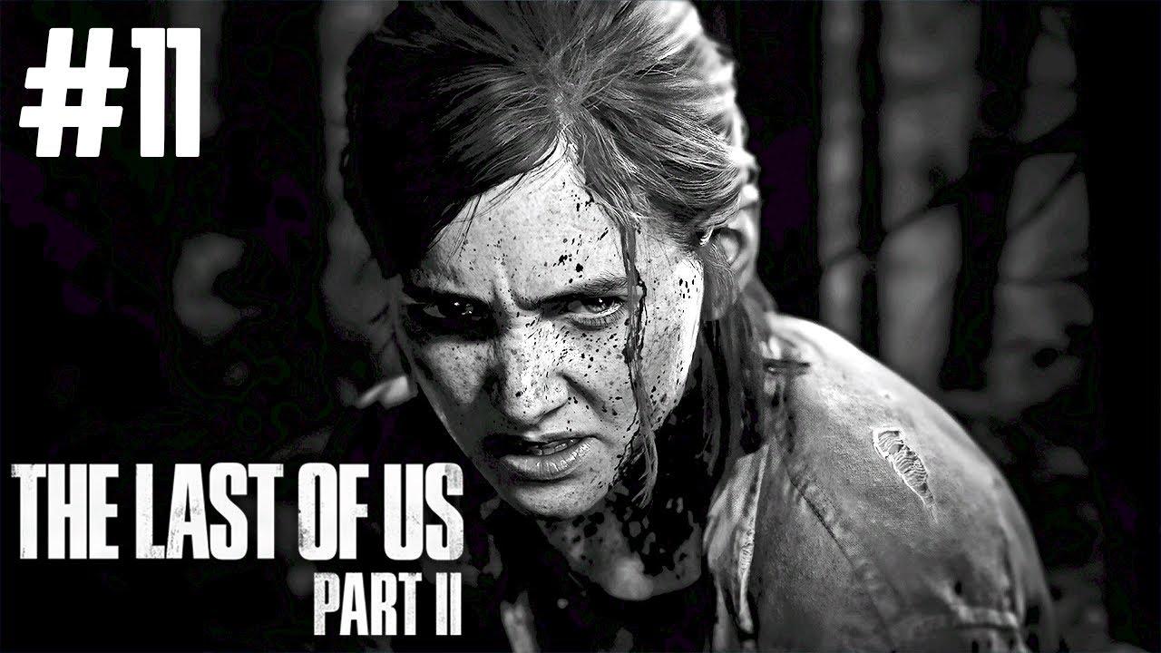 The Last of Us 2 ATÉ ZERAR - Parte 11 (TLOU 2 Gameplay PT-BR Português no Playstation 4 PRO)