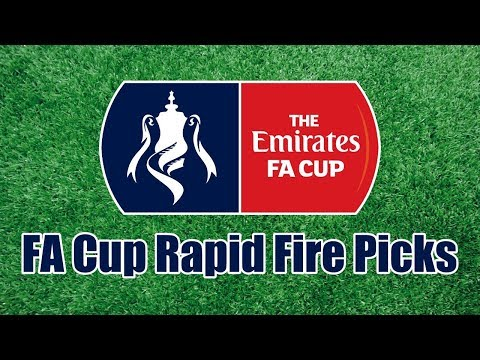 FA Cup - Soccer Betting Picks and Predictions | Winning Free Picks