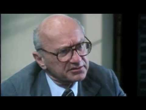 Milton Friedman - Moving Toward Economic Liberty