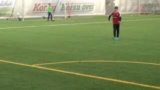Harjoitusottelu: FC Raahe P-07 - Ajax P-07 sininen, 1. jakso