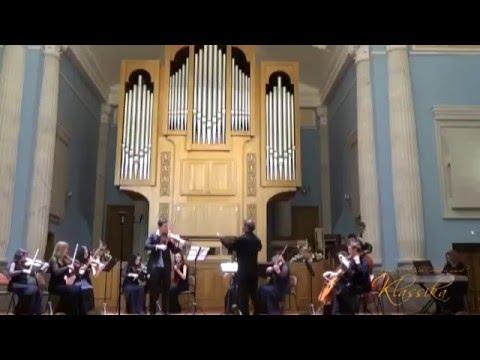 A. Vivaldi - Concerto for viola damore and strings  in A minor, RV397