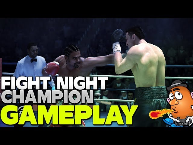 A friendly fight | Fight Night Champion | Xbox One Gameplay