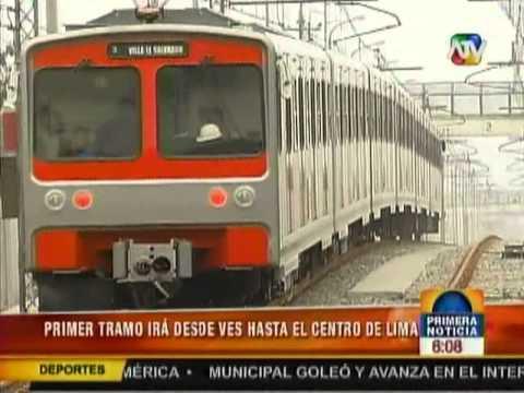 ¿Cómo funciona el Tren Eléctrico?