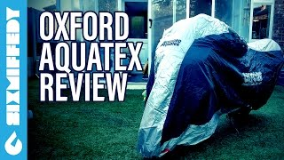 Oxford Aquatex Motorcycle Cover Review