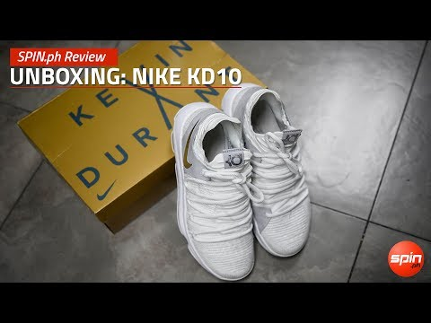 SPIN.ph Review: Unboxing, Nike KD10