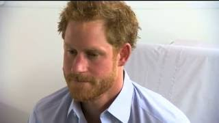 Prince Harry tested for HIV to help to raise awareness