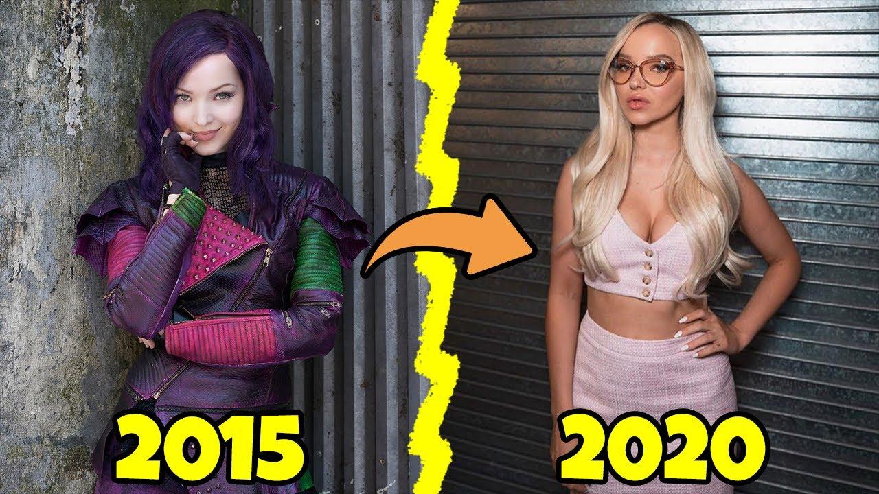 Descendentes Antes e Depois 2020