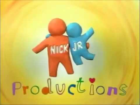 Blues Clues Productions Nick Jr Productions Nickelodeon (2010)