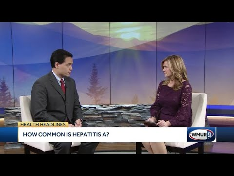 Health Headlines: Steps to avoid contracting Hepatitis A