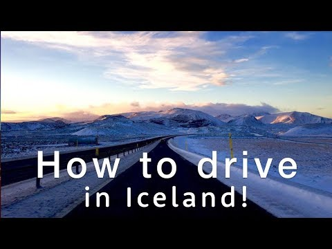 How To Drive in ❄ICELAND❄ | Travel Better In... Iceland! 🚙 🌍 🗻