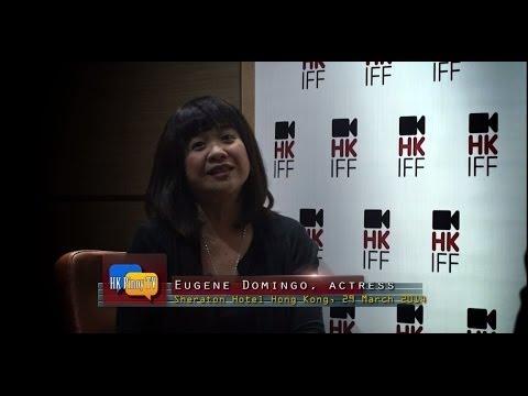 Eugene Domingo HKIFF interview