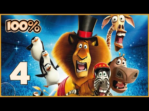 MADAGASCAR 1 | LEVEL 4 | PENGUIN MUTINY | PART 4