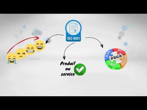 La démarche de certification ISO 9001
