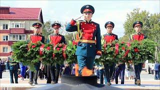 На Дальнем Востоке состоялись памятные мероприятия, посвященные окончанию Второй мировой войны.